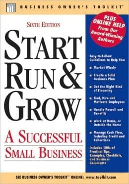Start Run & Grow a Successful Small Business by Toolkit Media Group